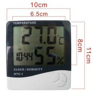 วัดอุณหภูมิ ความชื้น