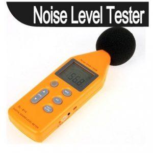 วัดความดังเสียง