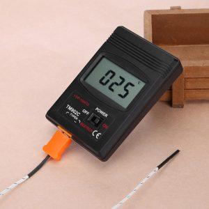 Digital K Type Thermometer TM-902C